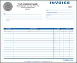 Generic Invoice, 2 Copy - PERSONALIZED