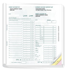 Deposit Slip Book - 2 Copy